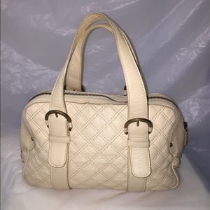 Michael Kors Leather Quilted  Bag